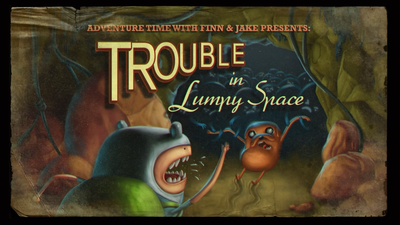 Adventure Time - Season 1 Episode 1 : Slumber Party Panic (2018)