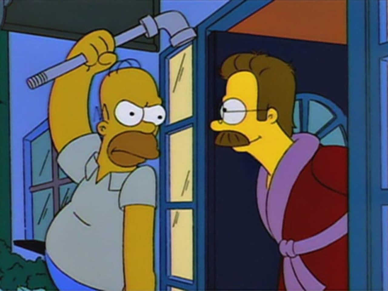 The Simpsons - Season 5 Episode 16 : Homer Loves Flanders