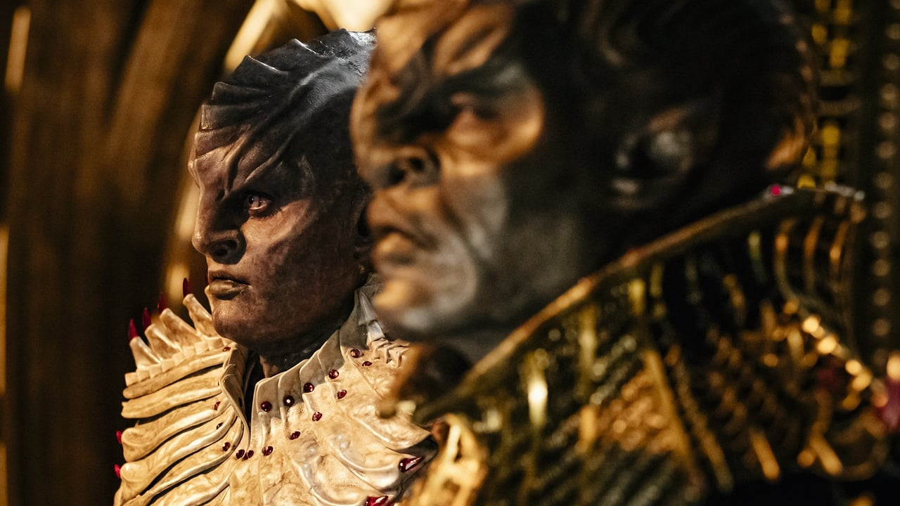 Star Trek: Discovery - Season 1 Episode 1 : The Vulcan Hello (2021)