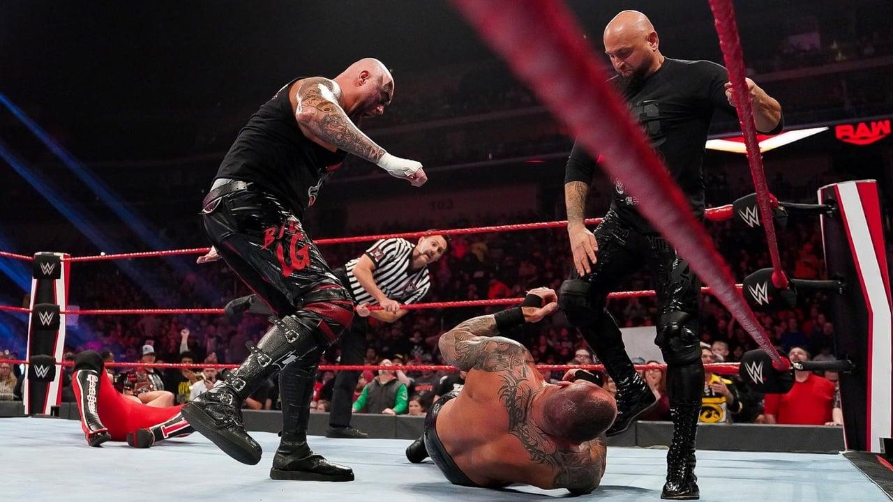 WWE Raw - Season 27 Episode 50 : December 16, 2019 (Des Moines, IA)