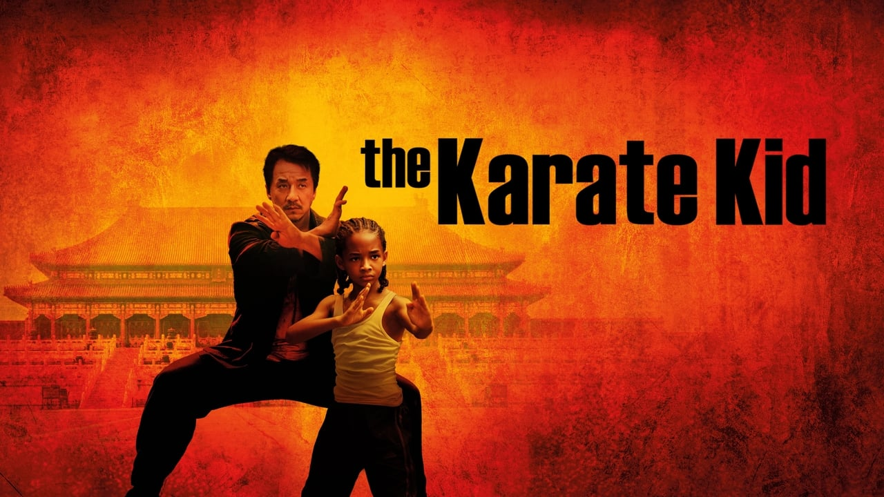 cover-The Karate Kid
