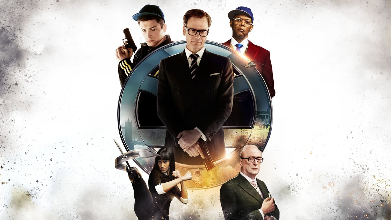 Kingsman: The Secret Service 5