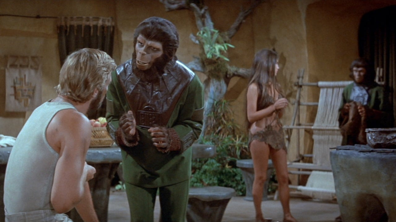 Beneath the Planet of the Apes 3