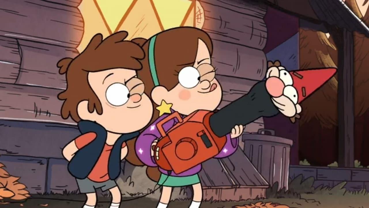 Gravity Falls - Season 1 Episode 1 : Tourist Trapped (2016)