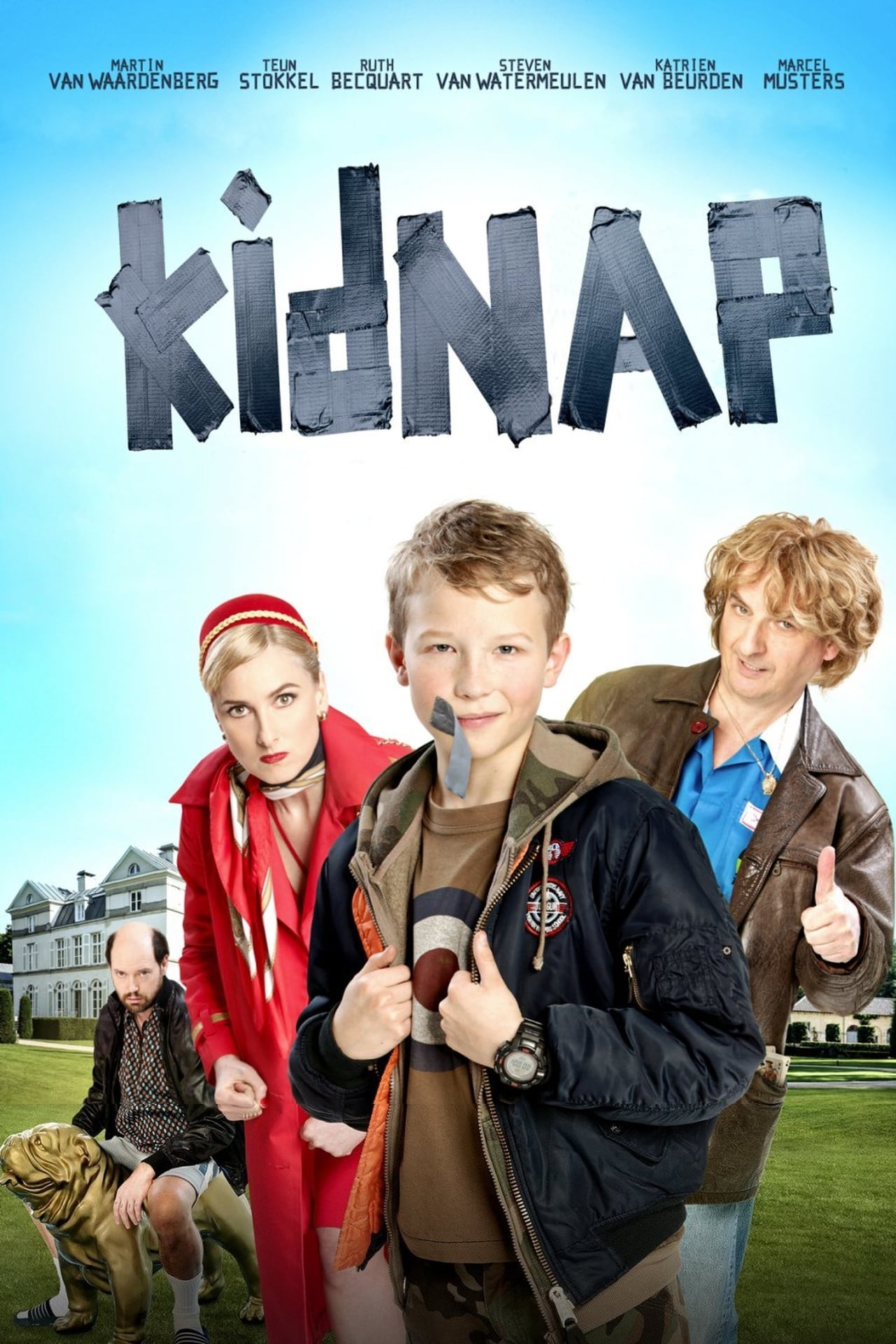 Kidnap - Bo's Most Exciting Holiday Ever