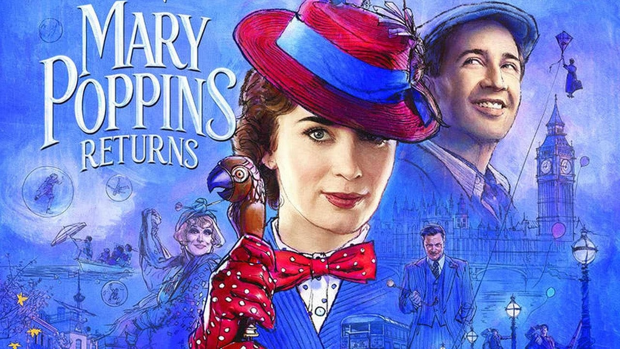 Mary Poppins Returns backdrop