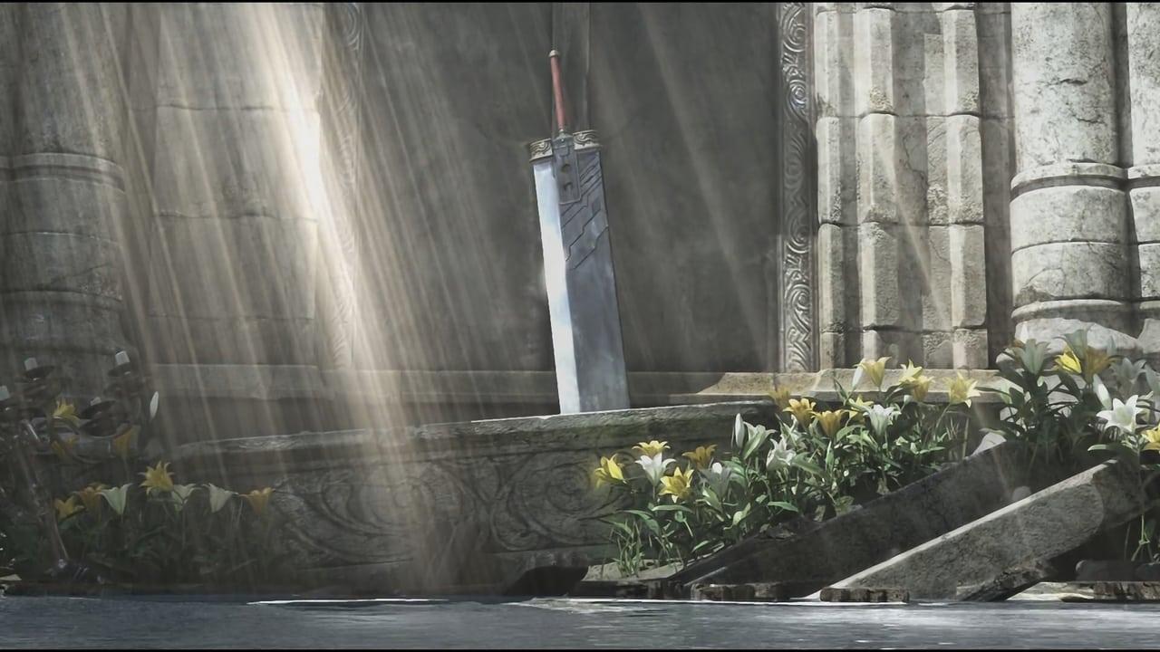 Final Fantasy VII: Advent Children 4