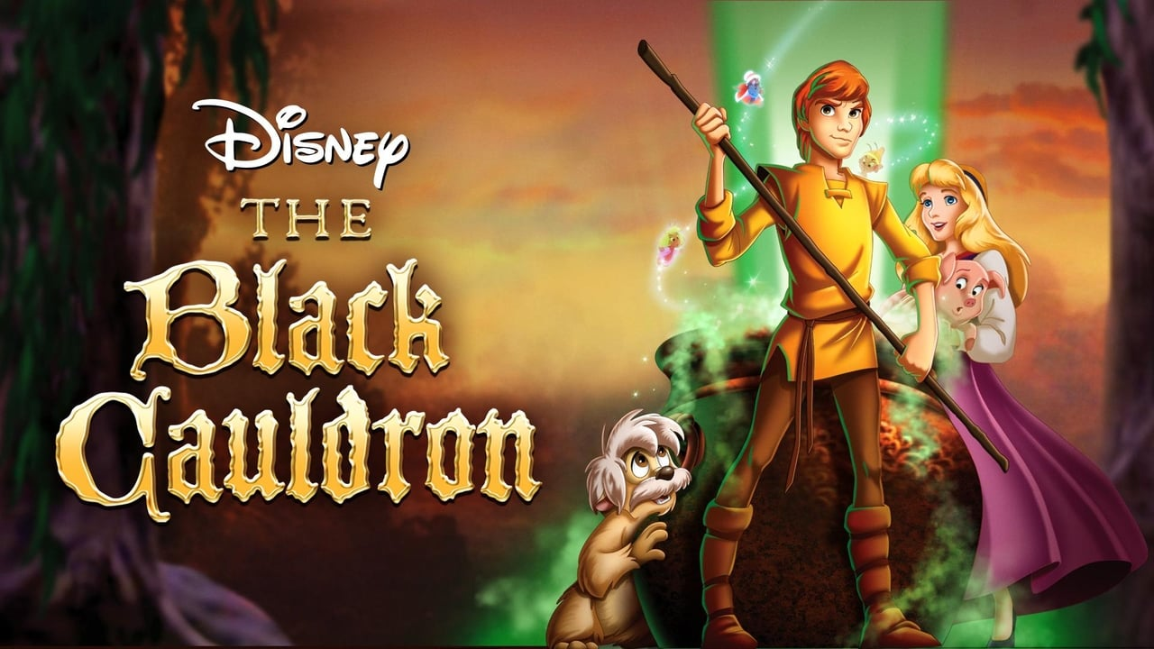 The Black Cauldron 3
