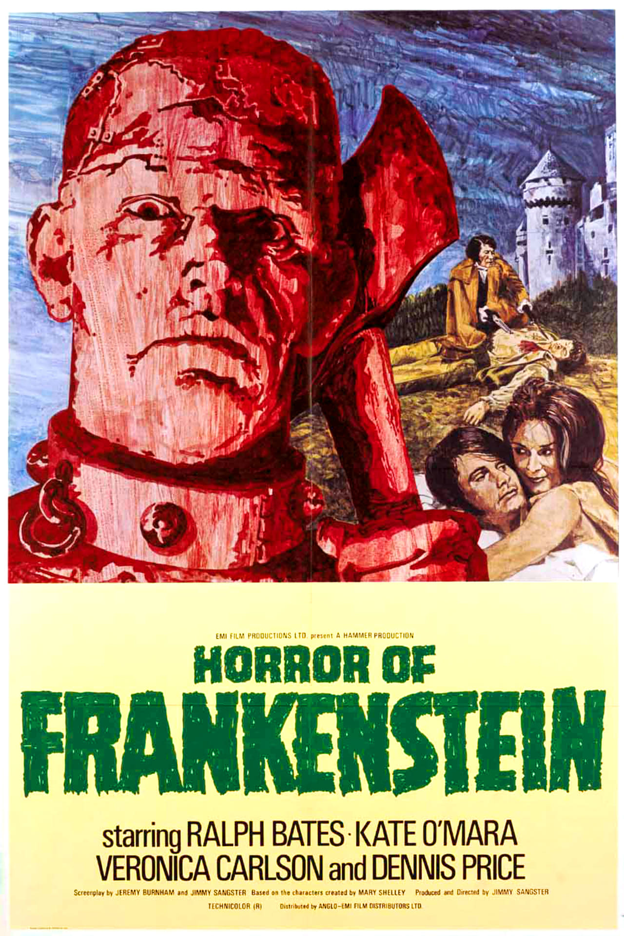 The Horror of Frankenstein
