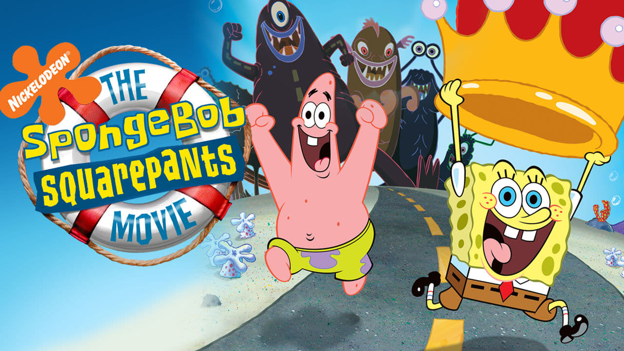 The SpongeBob SquarePants Movie 5