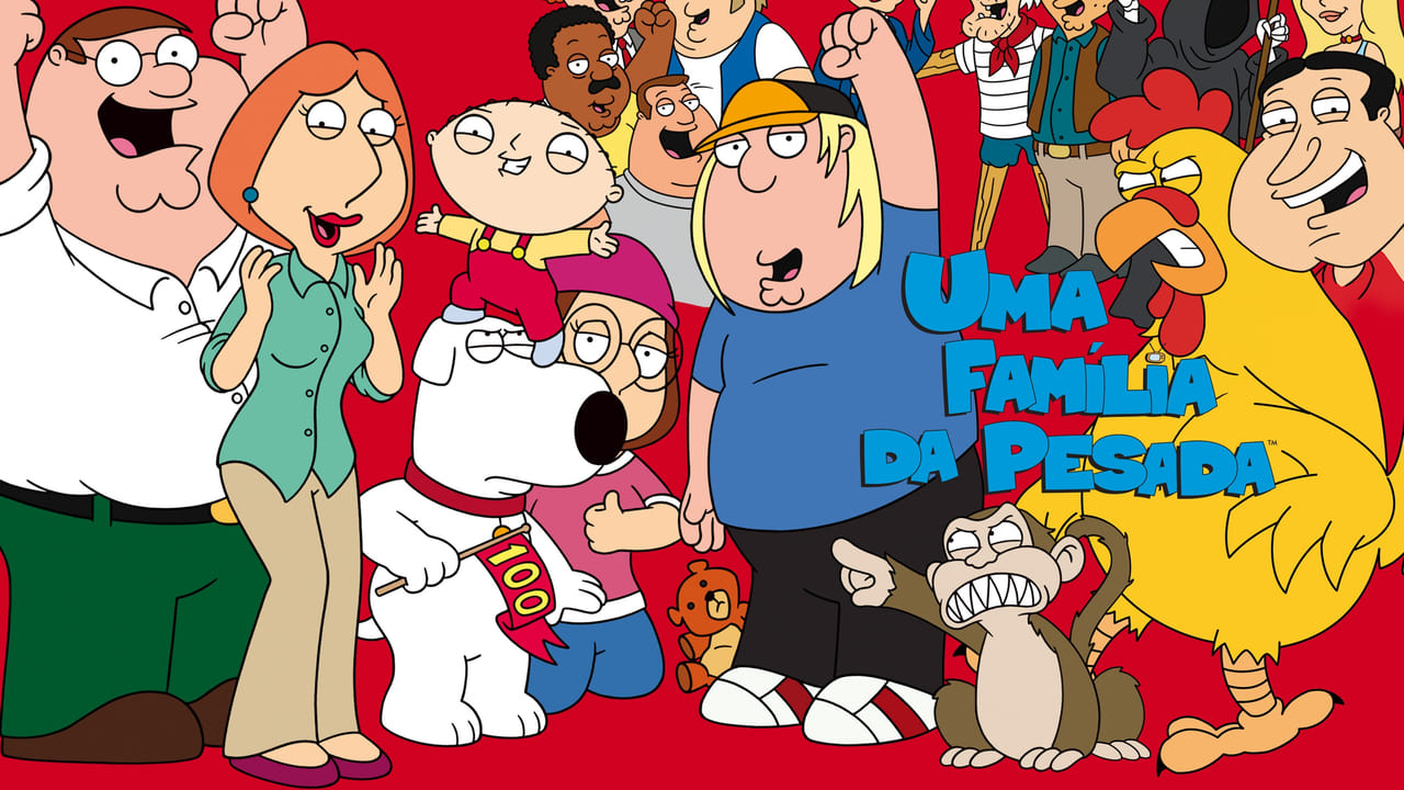 Family Guy Season 9 Episode 2 : Excellence in Broadcasting