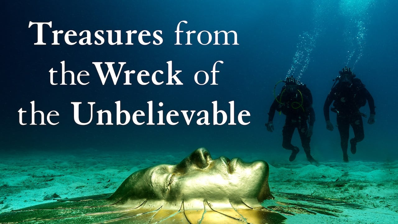 Treasures from the Wreck of the Unbelievable (2017)