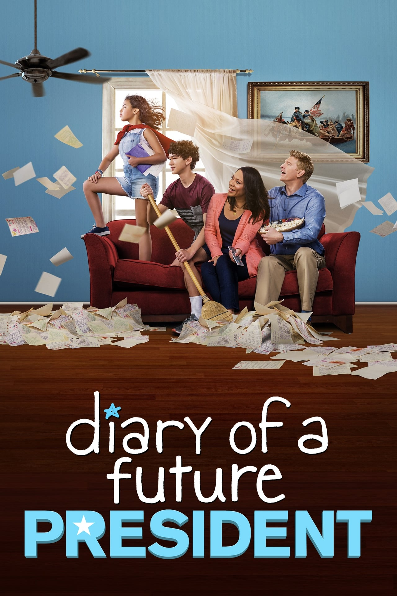watch serie Diary of a Future President Season 1 online free