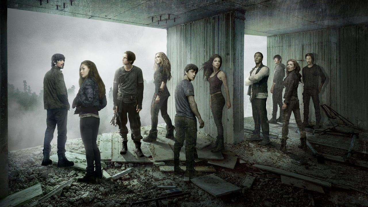 The 100 Season 2 Episode 8 : Spacewalker
