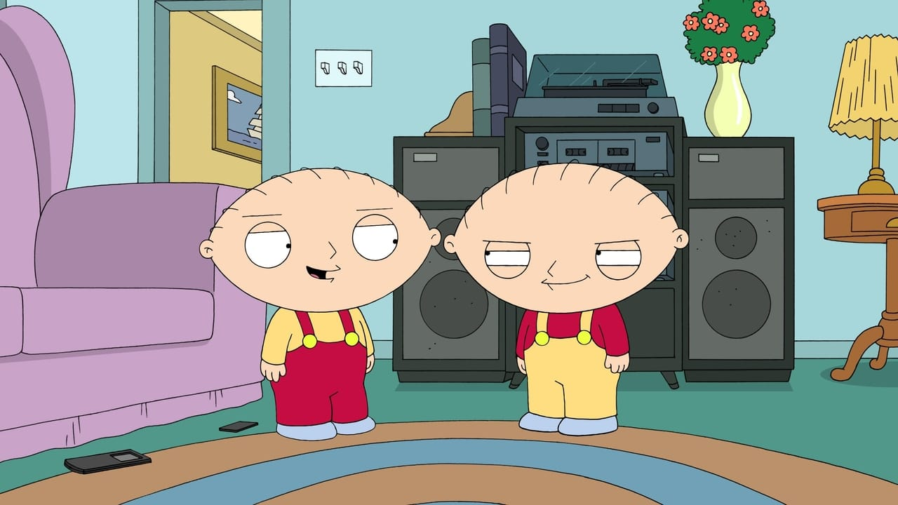 Family Guy - Season 9 Episode 12 : The Hand That Rocks the Wheelchair