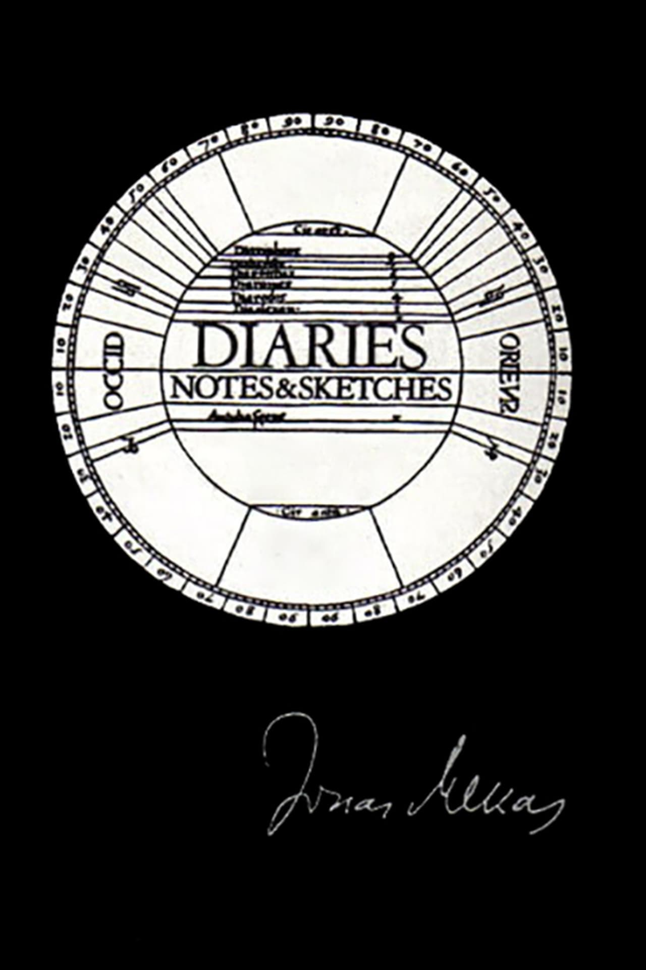 Diaries, Notes, and Sketches