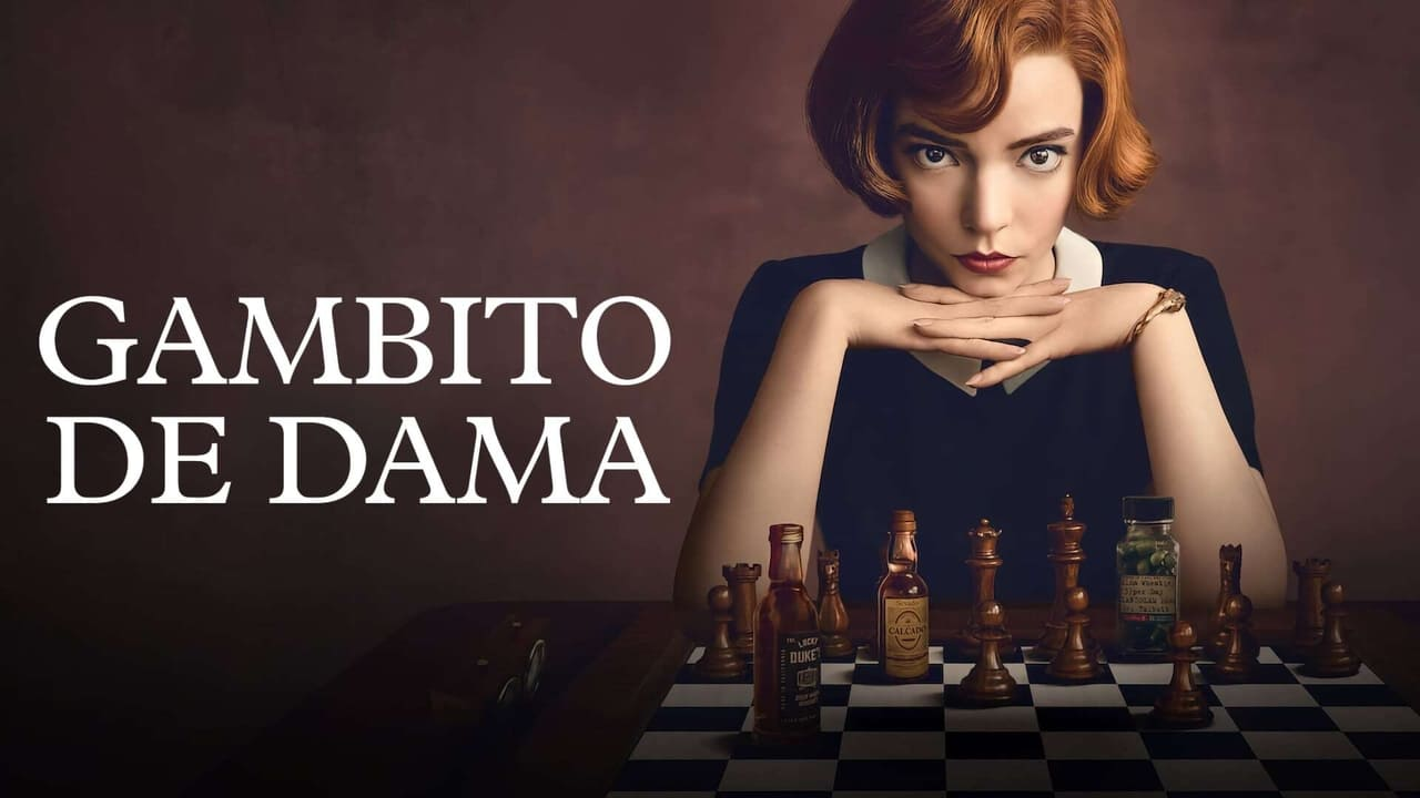 The Queen's Gambit Season 1 Episode 3 : Doubled Pawns