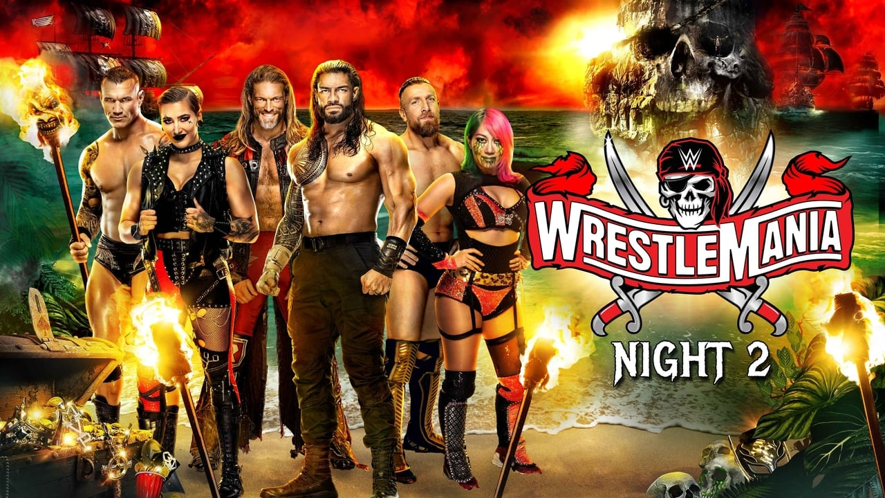 WWE WrestleMania 37 (Night 2)