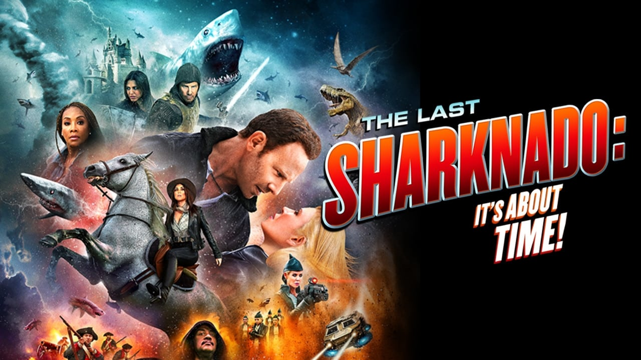 The Last Sharknado: It's About Time 3