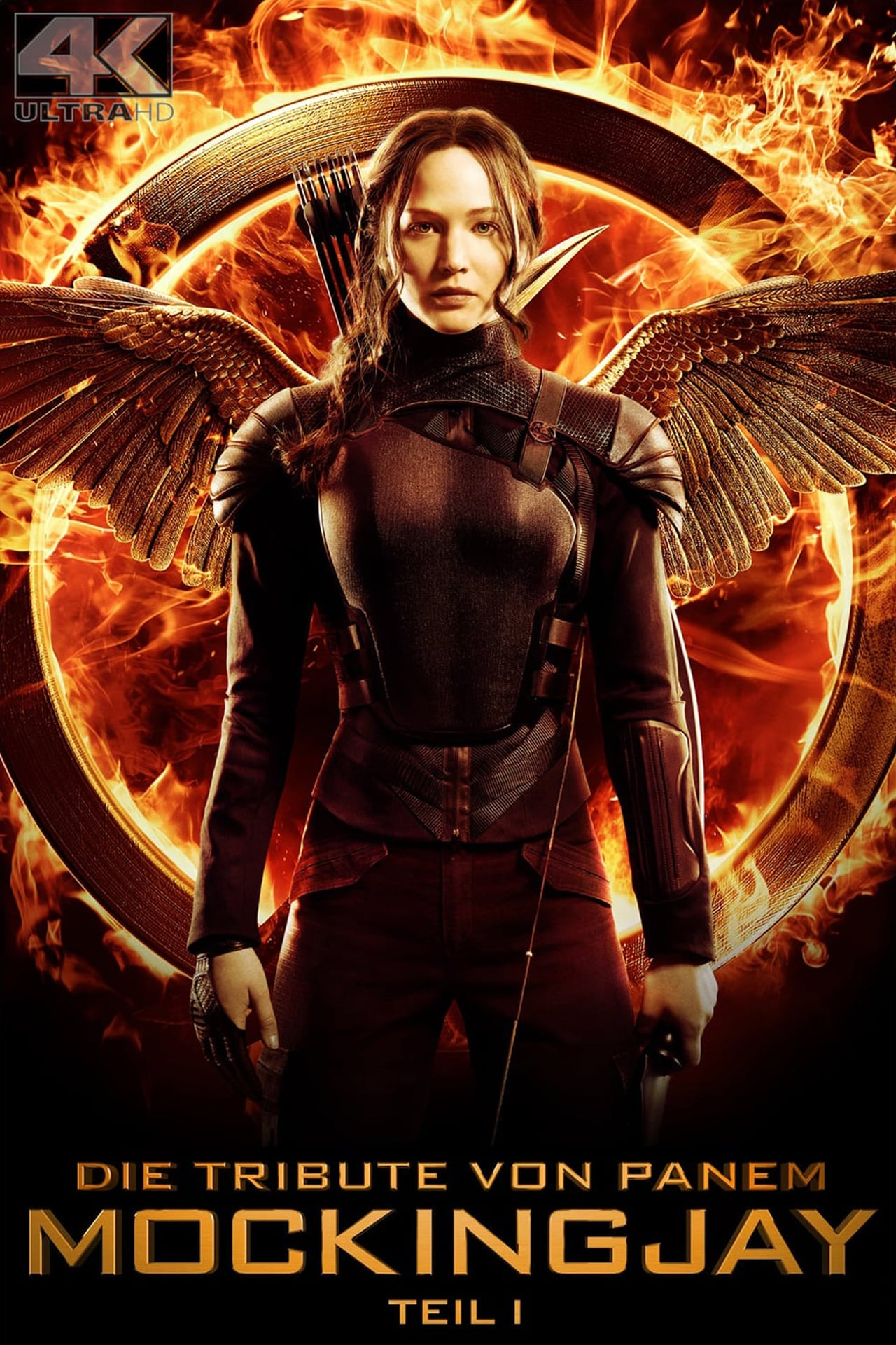 Watch The Hunger Games: Mockingjay - Part 1 For Free ...