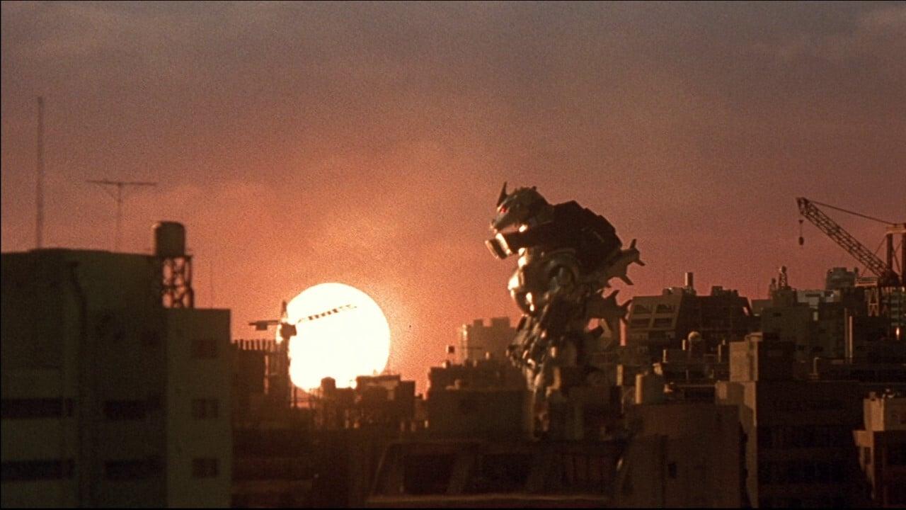 Godzilla Against MechaGodzilla 3