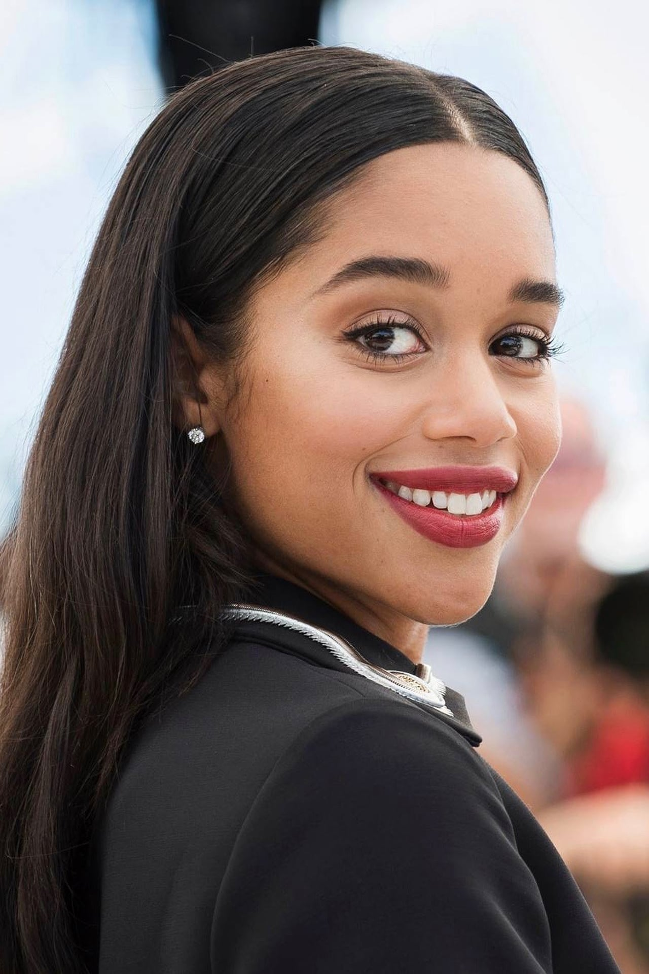 Laura Harrier isPatrice Dumas