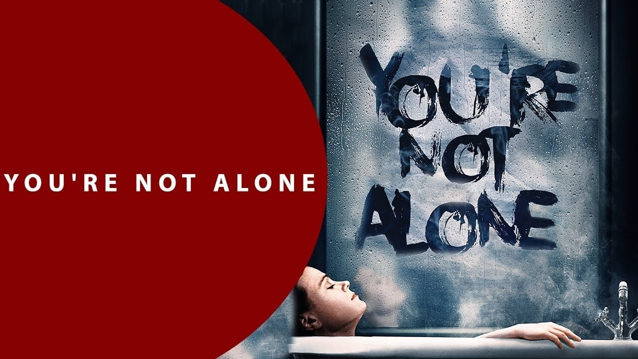 cover-You`re Not Alone