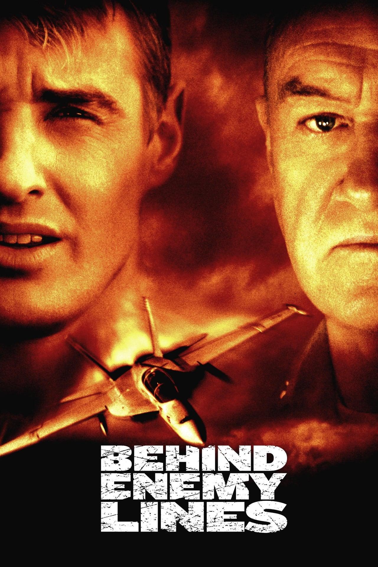 Download Behind Enemy Lines (2001) Dual Audio {Hindi-English} 480p [400MB] || 720p [800MB] || 1080p [1.8GB]
