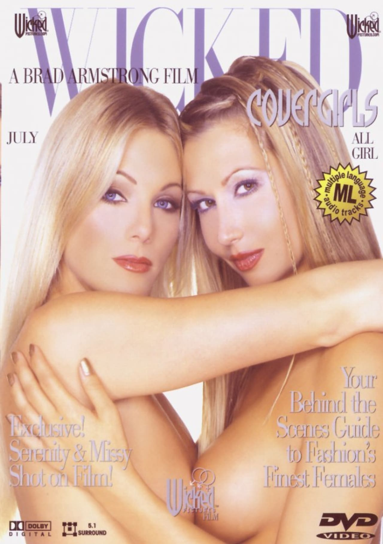 Wicked Covergirls
