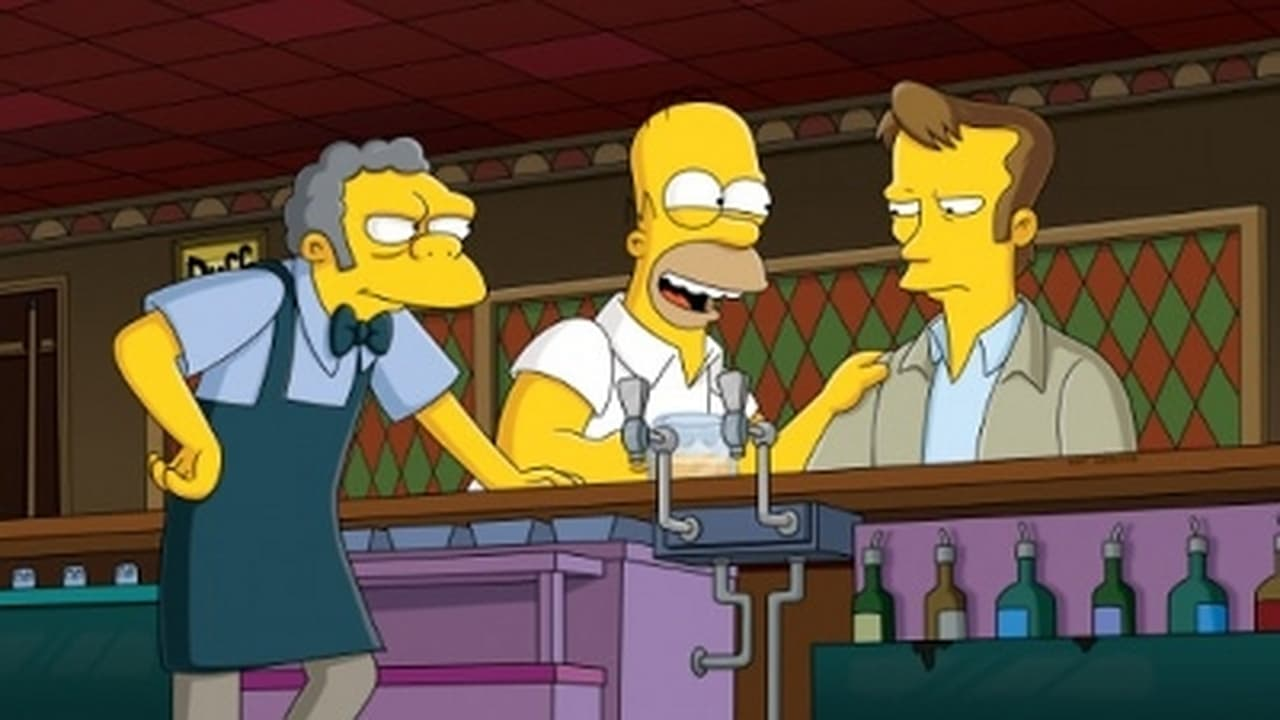 The Simpsons - Season 23 Episode 1 : The Falcon and the D'Ohman