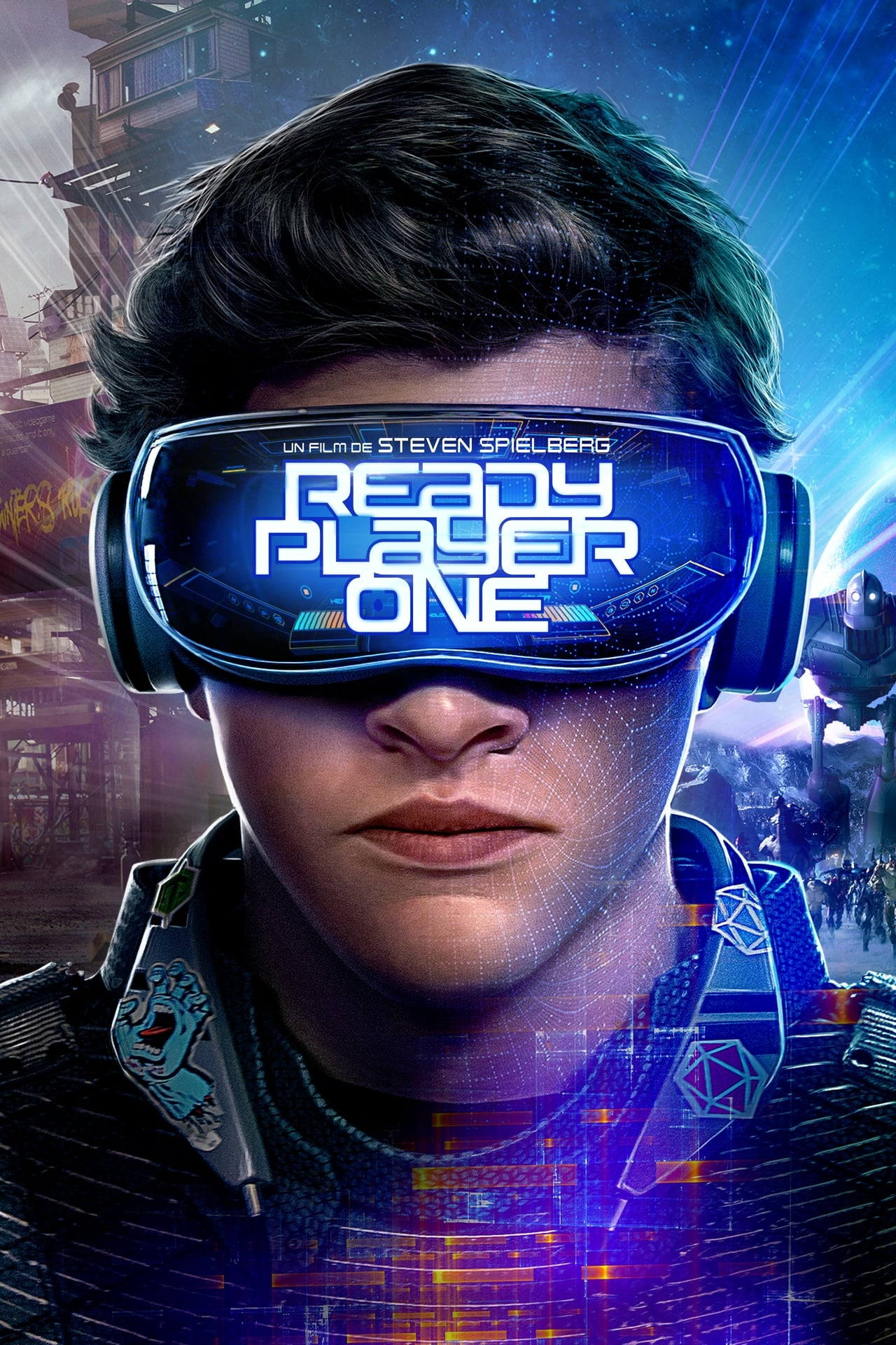 Watch Ready Player One (2018) Full Movie Online Free