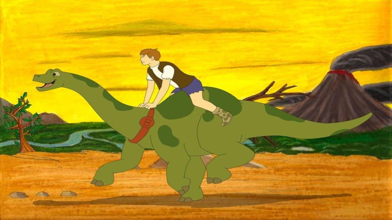 Dino Boy en el valle perdido