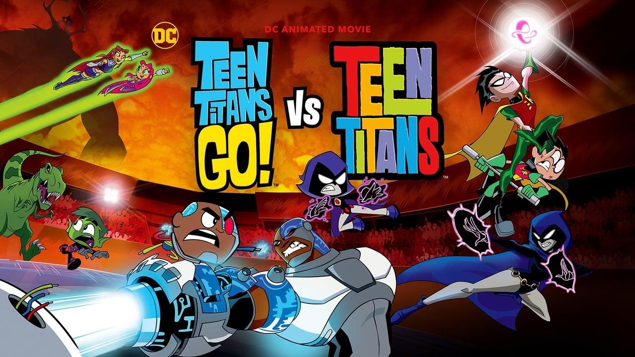 Teen Titans Go! vs. Teen Titans 4