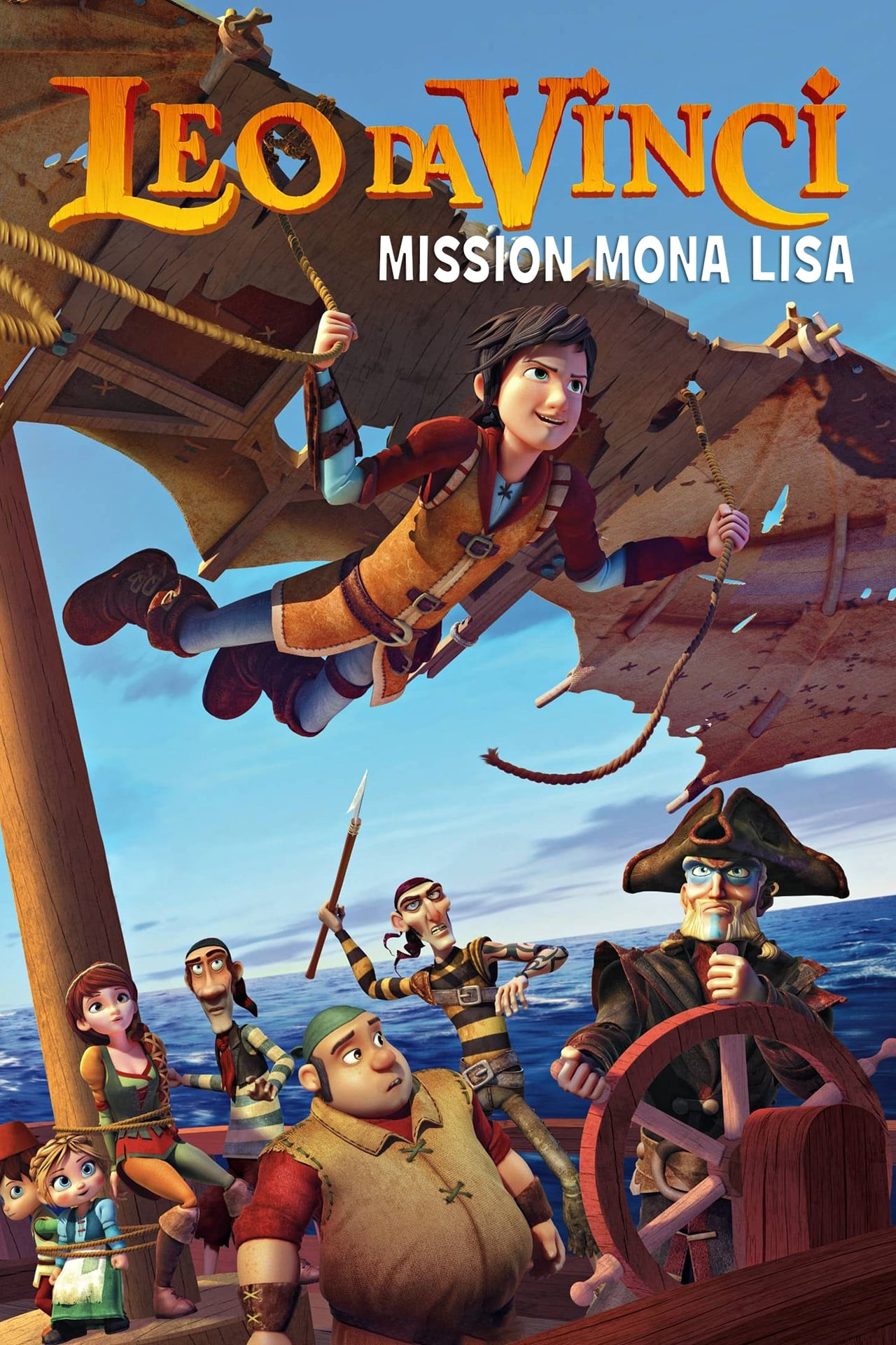 Leo Da Vinci: Mission Mona Lisa (2018)
