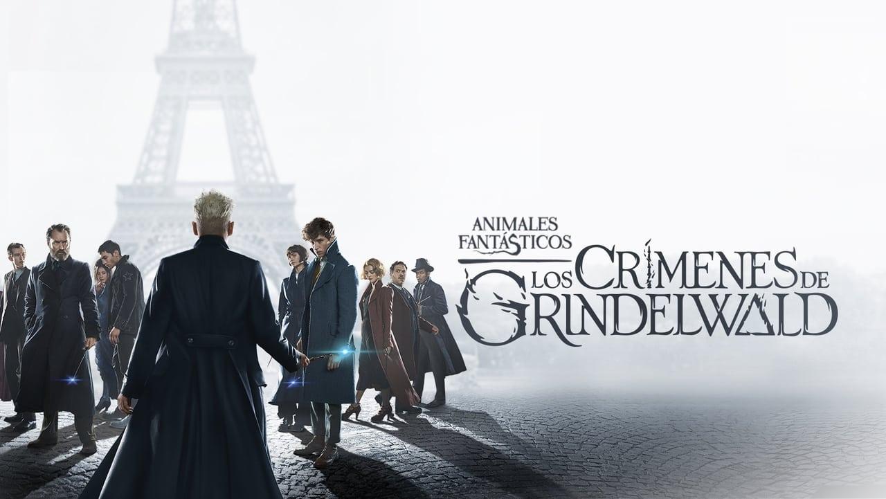 Fantastic Beasts: The Crimes of Grindelwald 2