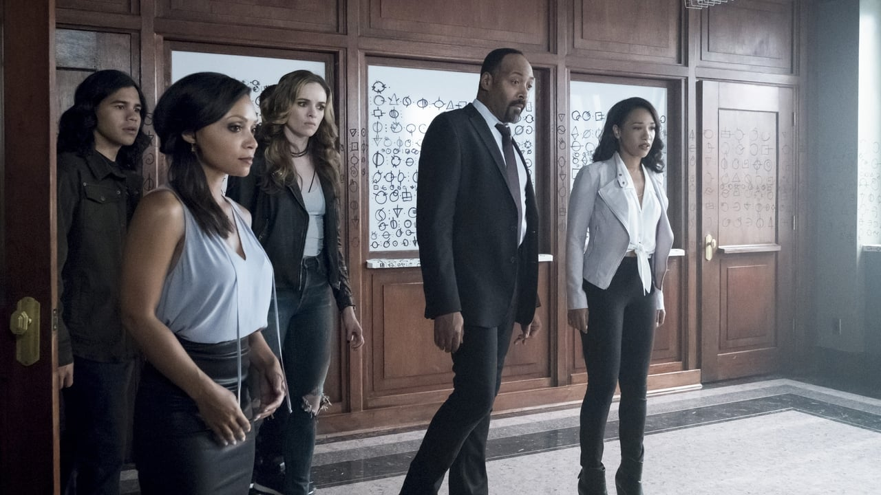 The Flash - Season 4 Episode 1 : The Flash Reborn (2021)