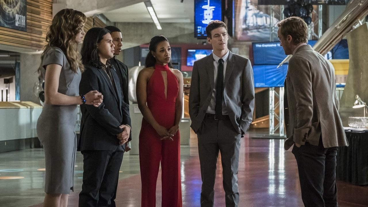 The Flash - Season 3 Episode 10 : Borrowing Problems From The Future