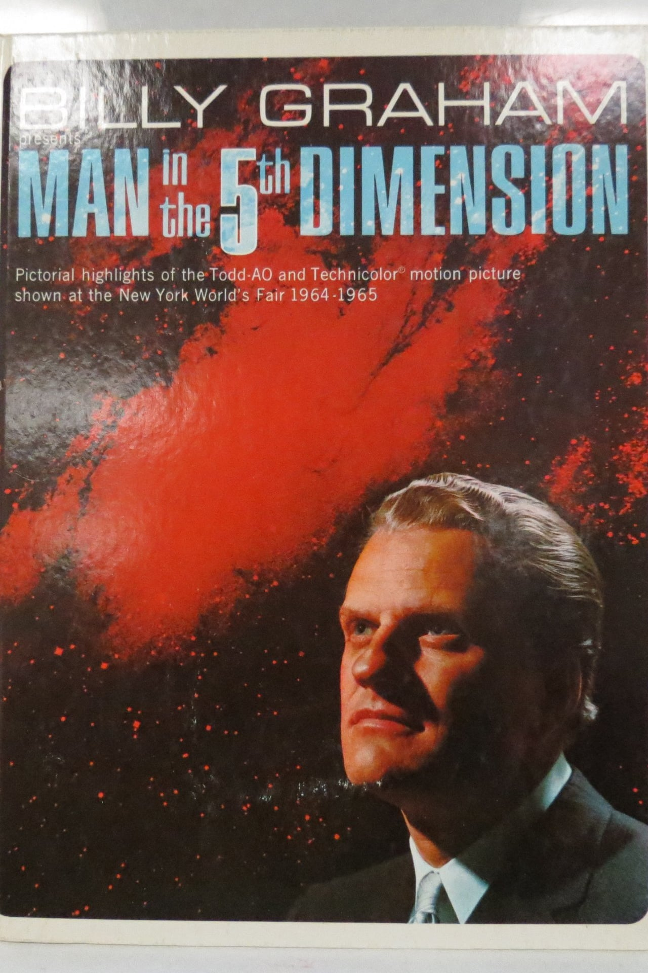 Man in the 5th Dimension (1964)