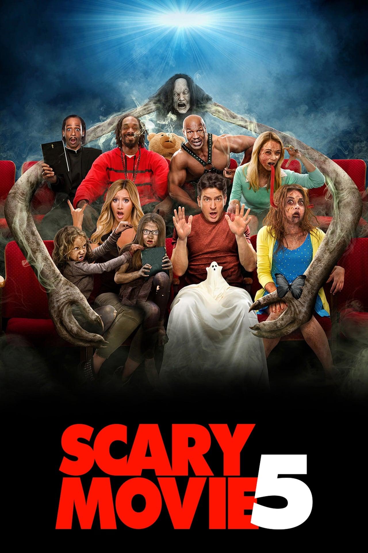 Ver Scary Movie 5 2013 Online Latino Hd Pelisplus