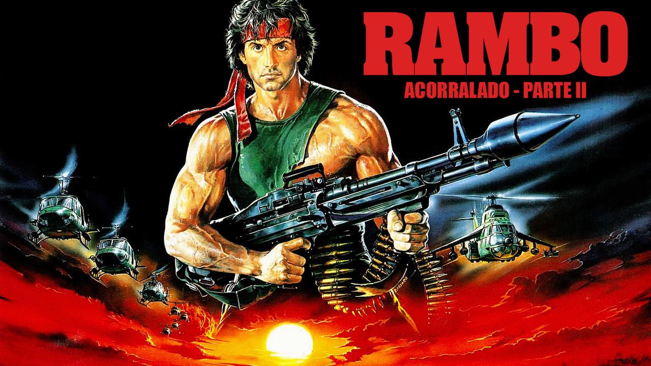 Rambo: First Blood Part II 2