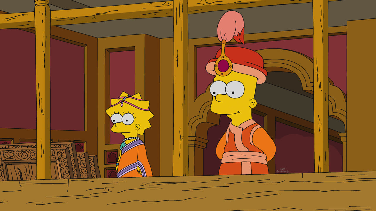 The Simpsons - Season 30 Episode 3 : My Way or the Highway to Heaven