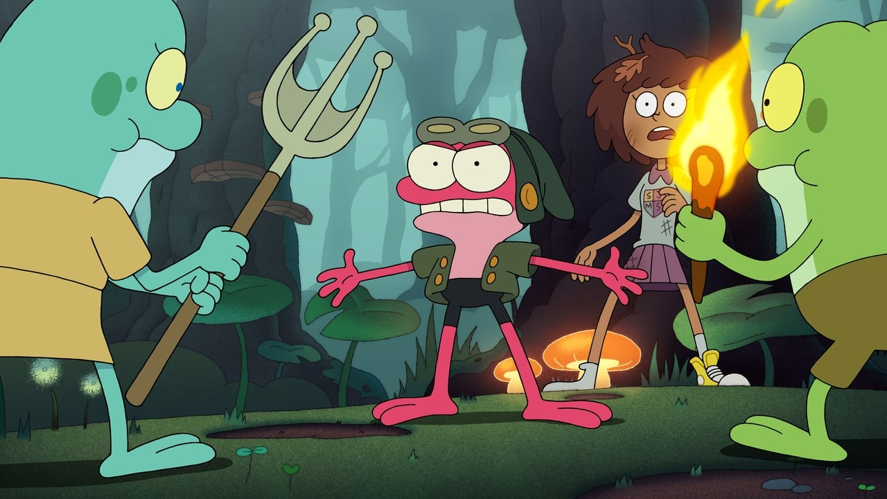 Amphibia - Season 1 Episode 1 : Anne or Beast? (2020)