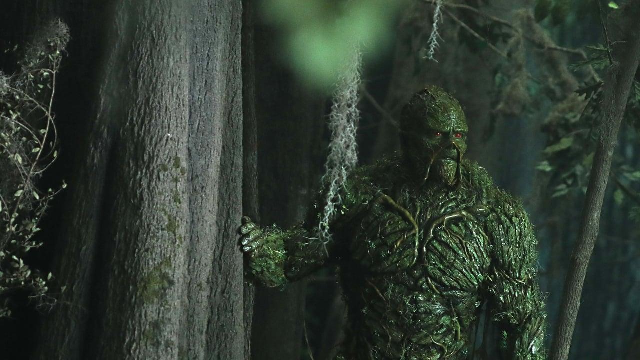 Image Swamp Thing-Monstro do Pântano