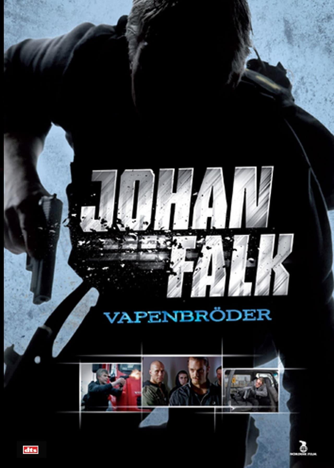 Johan Falk 2: Vapenbröder