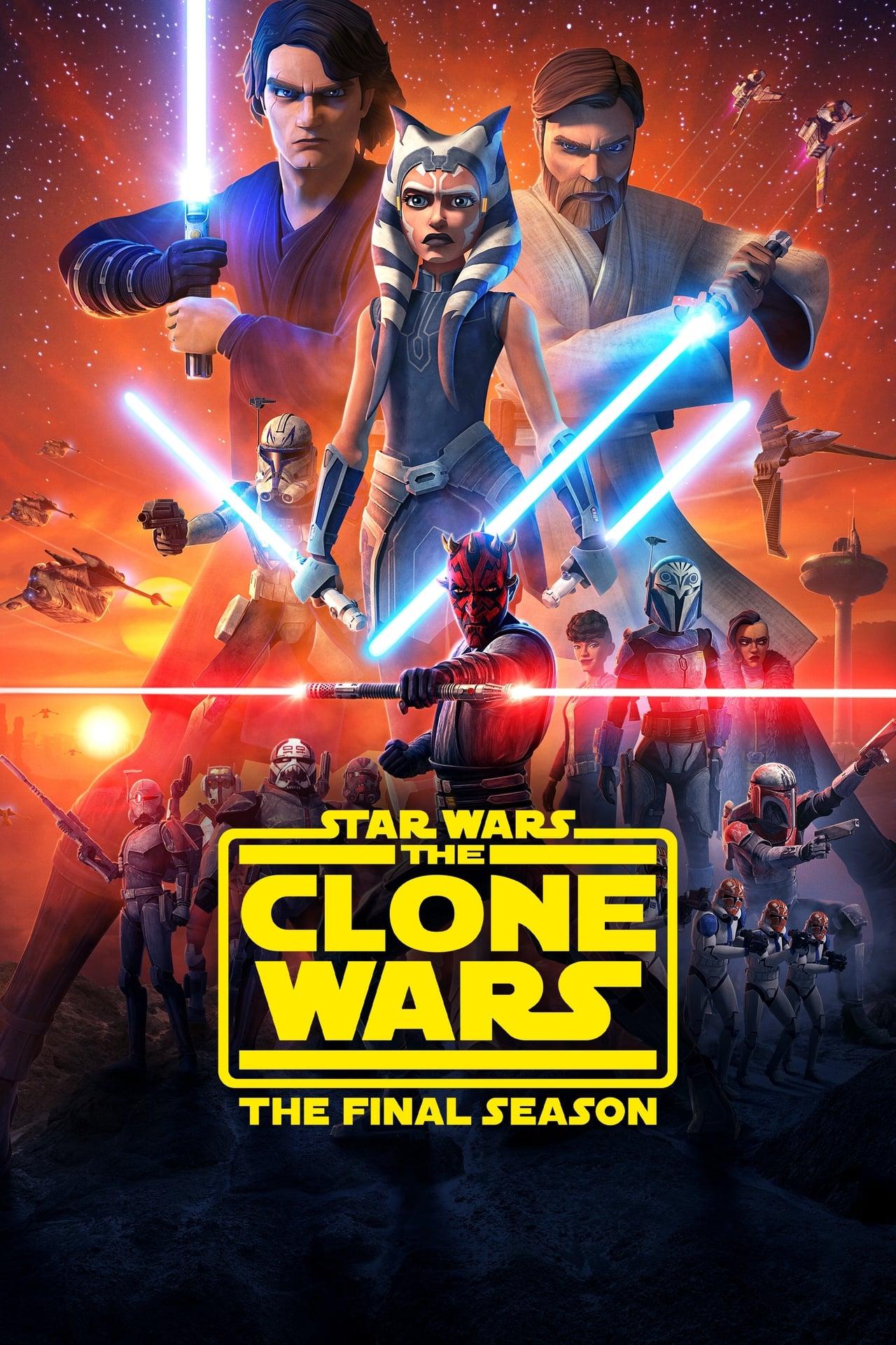 Star Wars: The Clone Wars (2020)