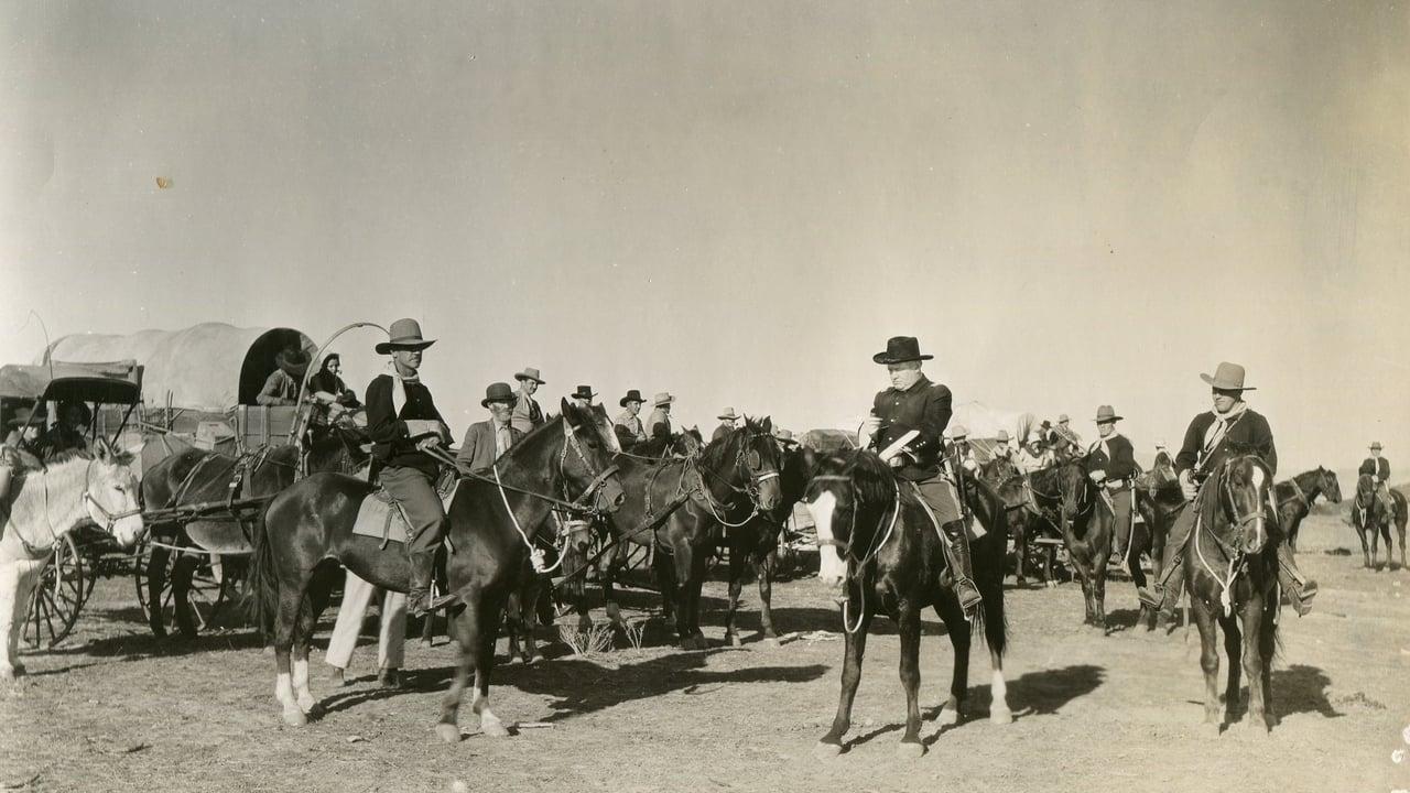 The Cherokee Strip (1937)