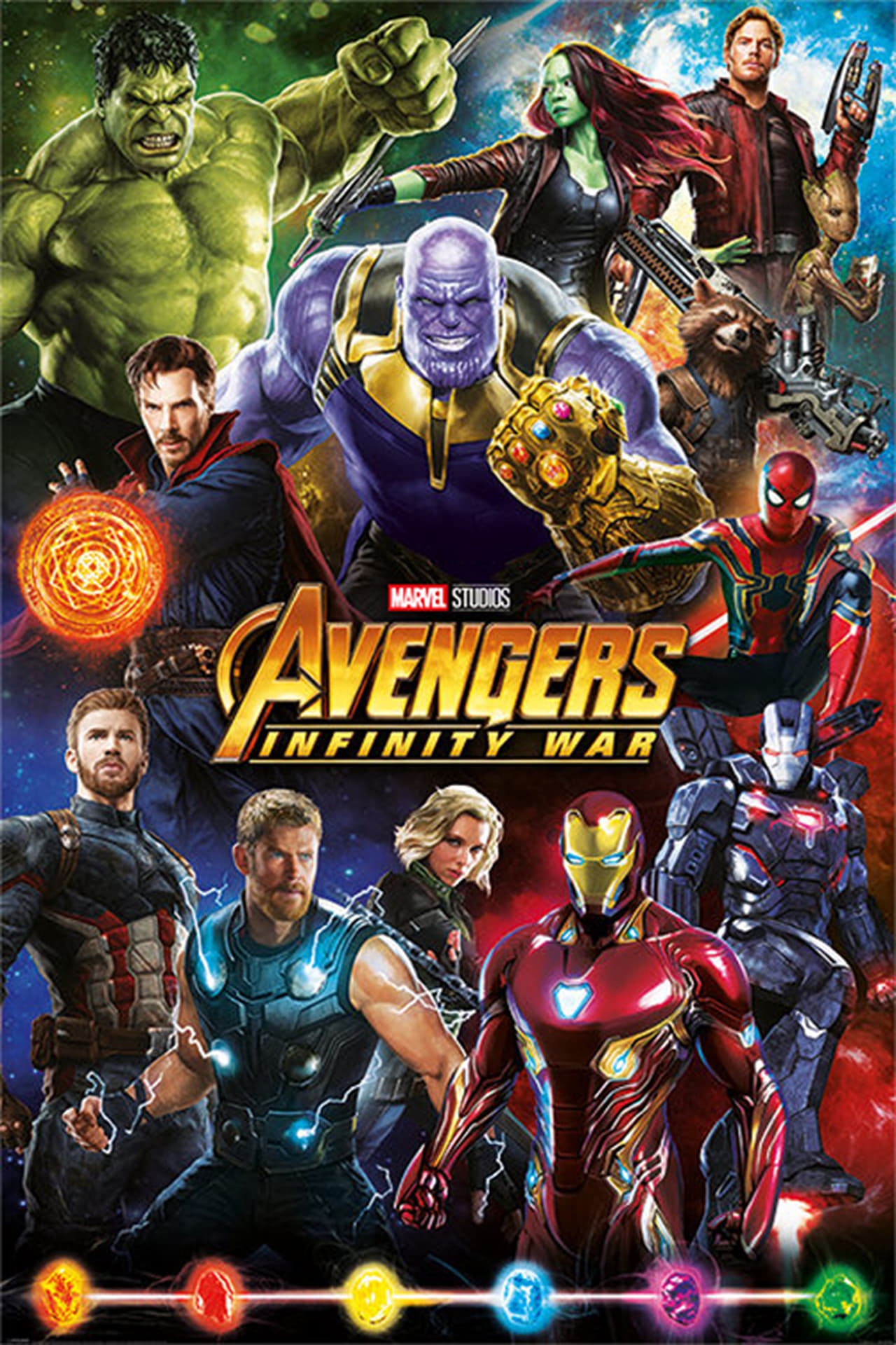 Watch Avengers Infinity War
