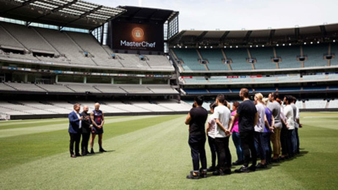 MasterChef Australia - Season 10 Episode 8 : Team Challenge: MCG
