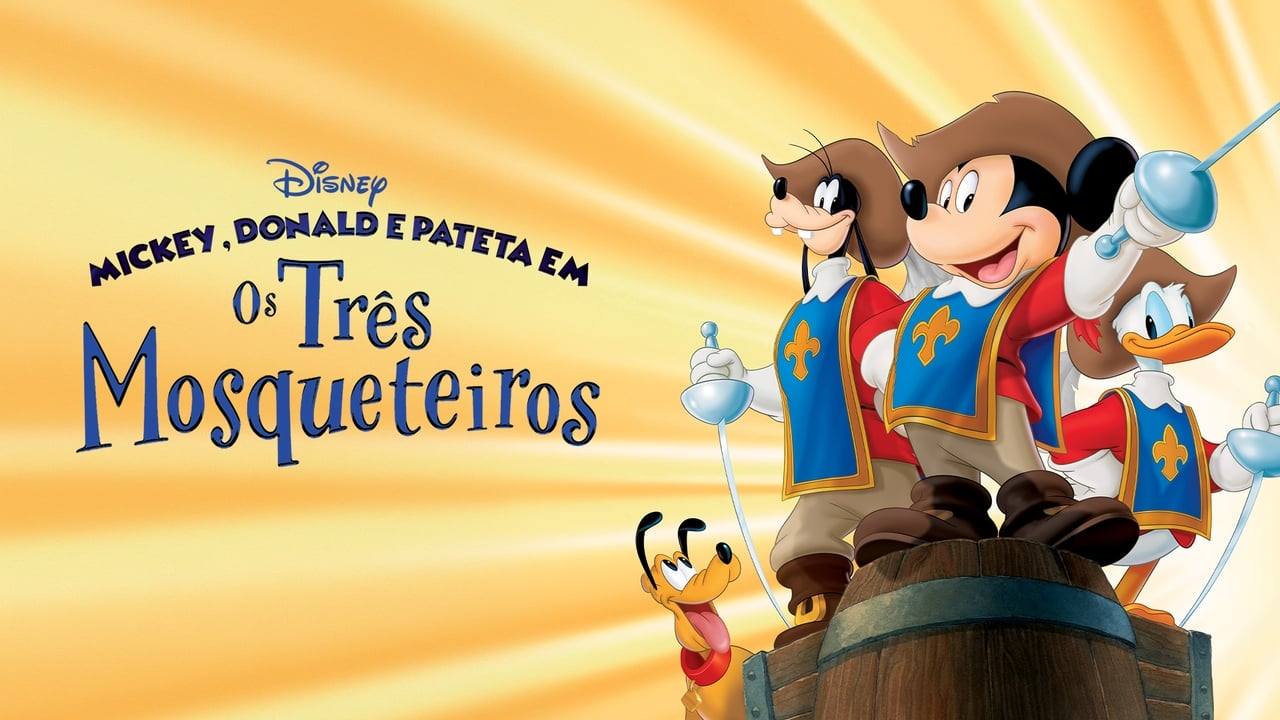 Mickey, Donald, Goofy: The Three Musketeers 1