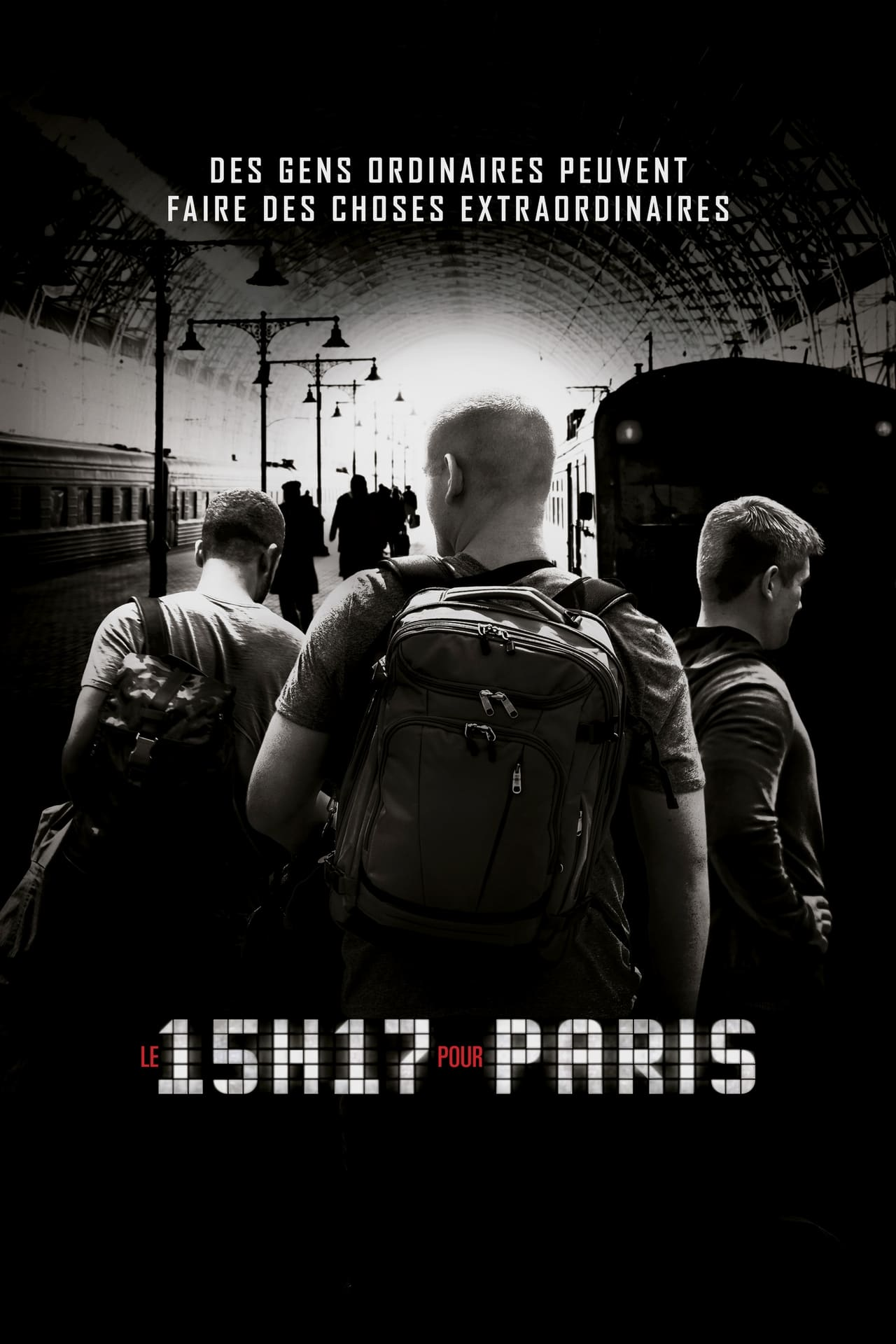 THE 15:17 TO PARIS - Official Trailer [HD] - YouTube